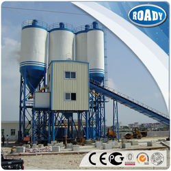 175t/h rated capacity soil cement mix design