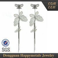 Opening Sale Best Custom-Tailor Diamond Dangler Earrings