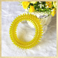China dog toys dog teeth ring chew toy for dog teeth cleaning