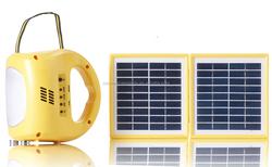 Cheap portable lantern solar rechargeable lantern