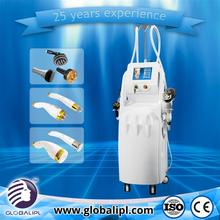 Facture price OEM cellulites reduction 2012 new cavitation vacuum fast slim machine