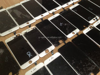 High Efficiency Recycle For iPhone 6 Broken Glass Working LCD