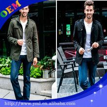ot selling men blue chic long sleeve best price casual jacket