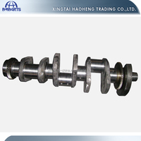 cast iron crankshaft for truck engine spart part