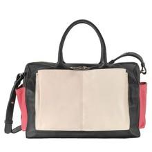 HD25-090 Fashion elegance ladies handbag PU leather 2015 tote bag blank