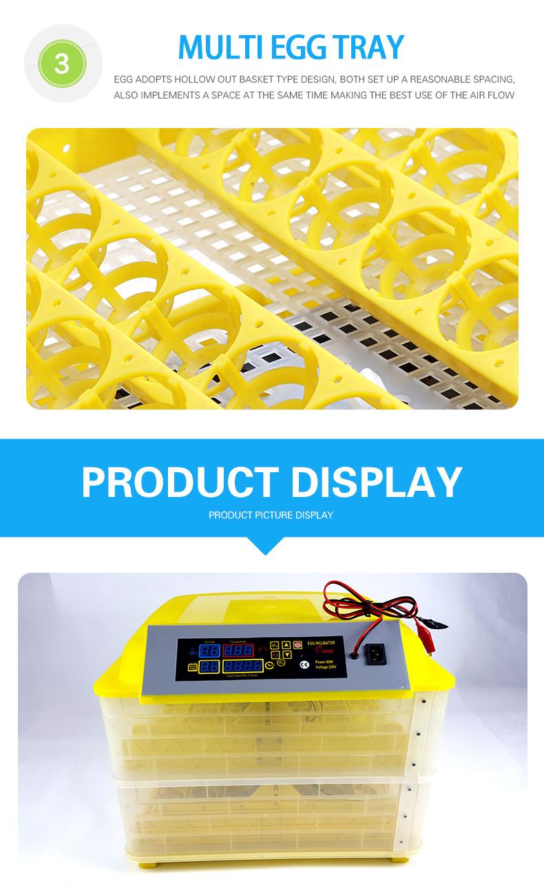 Runing dupla voltagem new atualizado mini preço incubadora de ovos/ovo de galinha incubadora de ovos para incubação máquina CE aprovado