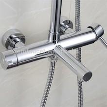 levier unique mitigeur douche exposés