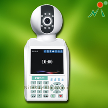 External camera for mobile phone 3g home security alarm system
