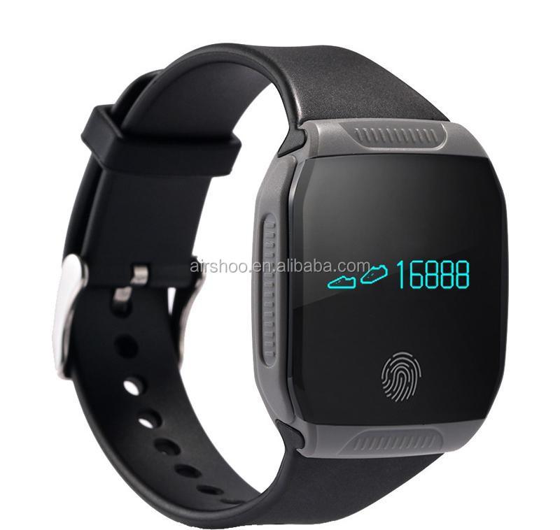 Smart Band Fitness Tracker Bluetooth 4.0 Wristband Smart ...
