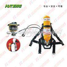 portátil equipo de seguridad portátil de un aparato de respiración de extinción de incendios scba