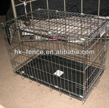 "48"" Brand New Large Folding Dog Crate Cage Kennel"