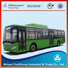 nuevo autobús urbano eléctrico puro
