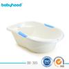 simple design plastic baby bathtub