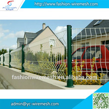 China Manufacturer electro galvanized welded wire mesh products