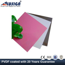 Alusign 3mm acp aluminum composit with insulated aluminum roof panels
