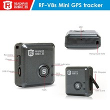 Professional Manufacturer Cheapest Long Time Standlby Real Time RF-V8S very small tracker gps