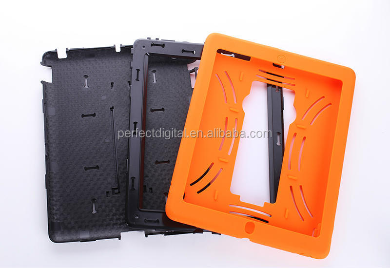 3 in 1 the robot protective case cover for ipad mini