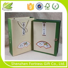 paper tea bag with string for storage and for gift packaging