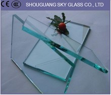 3 - 12mm Clear Float Glass Price, Clear Glass Panel Sizes