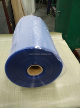 Plastic pvc sheet roll,super clear transparent pvc sheet roll for vacuuming, rigid pvc sheet or roll for packing