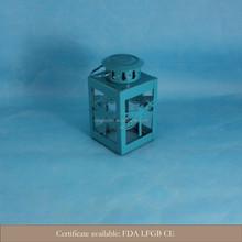 2015 new design mini metal lantern candle holder