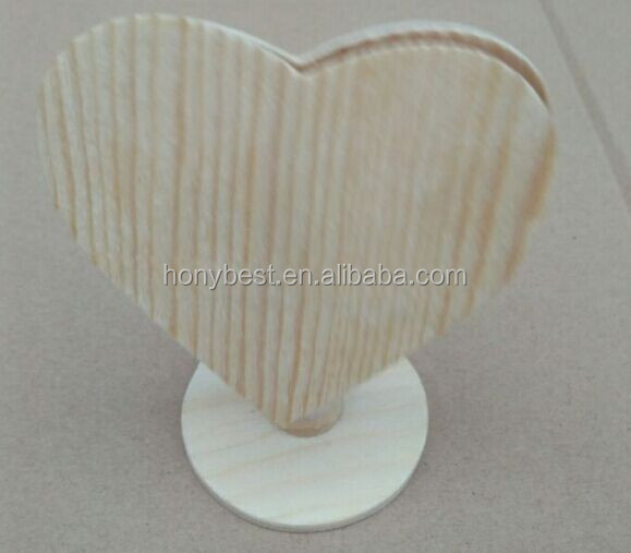 Wood Wedding Name Card Holder HY1142-2.jpg