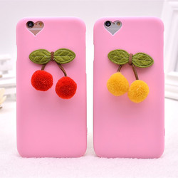 Newest Fashion 3D TPU Phone Case Silicone Cell Phone Case TPU Mobile Phone Cover Case for iPhone 6