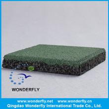 outdoor rubber mat rubber flooring for gym