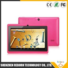 Tablet Cheapest 7 Inch Tablet ATM7031 Q88 Quad Core HD Android Tablet PC New Products 2015