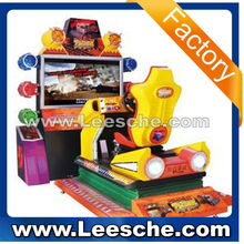 racing simulator car vibration need for speed 4D Post apocalyptic mayhem Full motion 55LCD arcade games slot machines