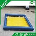 Venta caliente inflable filtros de la piscina, baratos inflables piscina, durable de la piscina inflable
