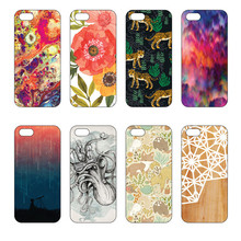 Wholesale china products covering Case DIY Geometric Pattern Phone Shell Painting phone case For SONY L39H/Z1