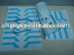 eye glass protective sleeves disposable protective sleeves for glass bottle