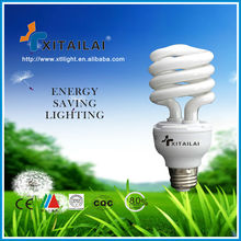 New product 2014 E27 cfl bulb price raw material