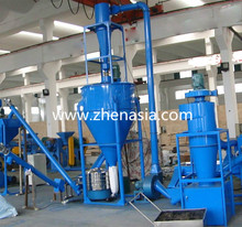 ALIBABAB tyre recycling plant in india from factory supply