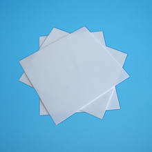 abrasion resistant pure ptfe teflon sheet 0.8mm thickness