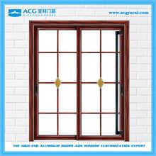 Best selling grid design standard double door sizes