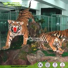 Life Size Fur Seal Animal of Realistic Tiger Model