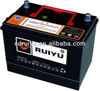 MF DIN 75 12V 75AH Auto battery