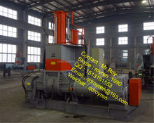 2015 Germany technology automatic banbury rubber mixer machine two roll rubber open mixing mill