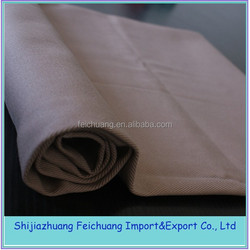 Hot sale 65 polyester 35 cotton twill fabric for pants