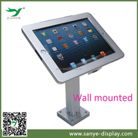 Wall mounted tablet case for lenovo miix 2 8 inch tablet