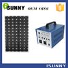 500w solar generator portable solar power system kits