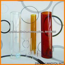 tubo de vidrio de borosilicato