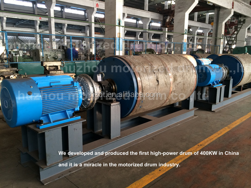 Made In China Yth Drum Motor Heavy Duty Belt Conveyor Head Pulley Vcr Drum Motors On Motors