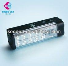 (KD-189)2012 hot-selling Protable emergency light