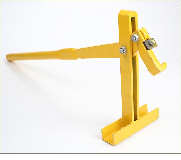 Rent A Hydraulic Puller : Post pullers skid steer tree puller douglas