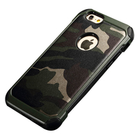 camouflage design your own cell phone cases manufacturer for iphone 6 phone case