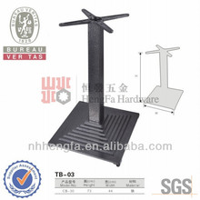 2014 new design of high quality granite kitchen table bases TB-03