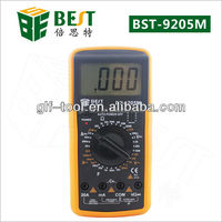 BEST-9205M multimeter specifications for electronic